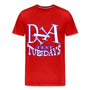D N A Test Tuesday's - Men's Premium T-Shirt