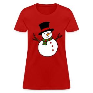 Frosty - Women's T-Shirt