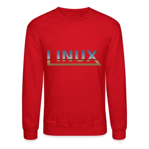 Linux - Crewneck Sweatshirt