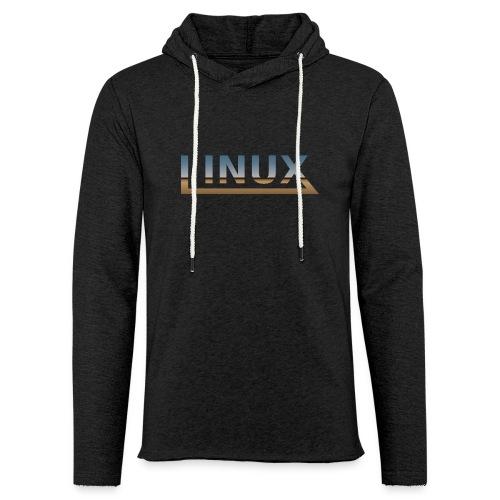 Linux - Unisex Lightweight Terry Hoodie