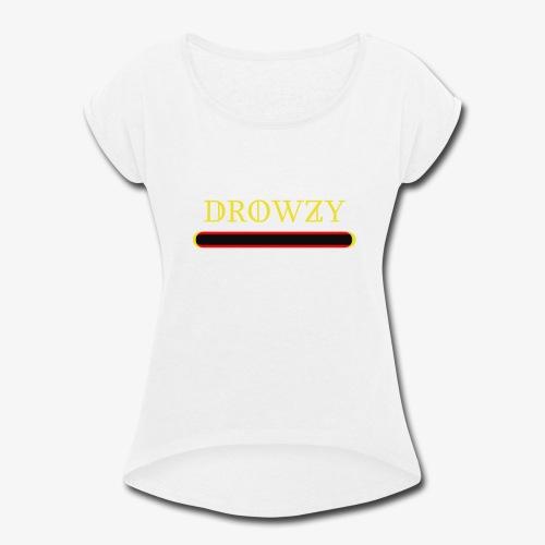 Gucci Drowzy T-Shirt - Women's Roll Cuff T-Shirt