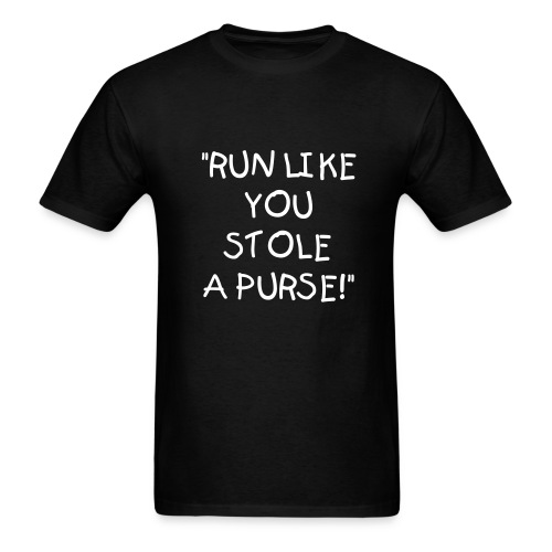 PURSE Tee - Men's T-Shirt