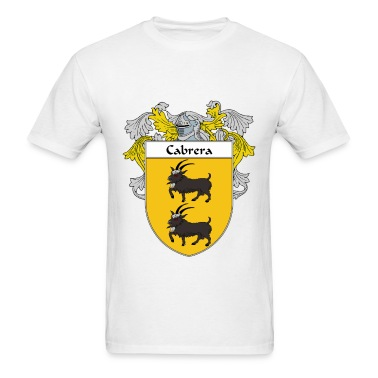 Cabrera Coat of Arms/Family Crest