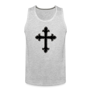 Christian cross - Men's Premium Tank