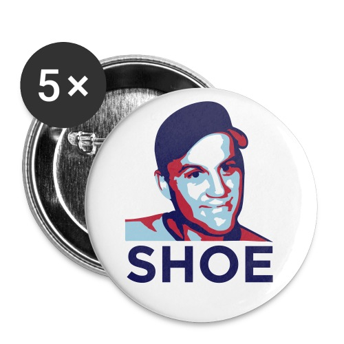 Shoenice Buttons - Buttons small 1'' (5-pack)