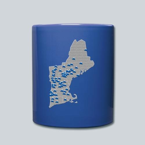 All New England Ski Shirt - Full Color Mug