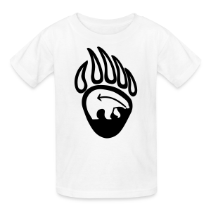 Tribal Art Kid's Shirt First Nations Bear T-shirt - Kids' T-Shirt