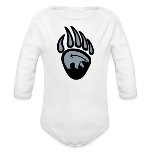 Tribal Art Baby T-Shirt First Nations Baby Shirts - Long Sleeve Baby Bodysuit