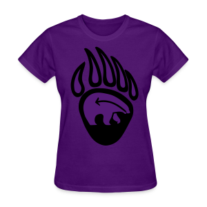 Tribal Bear Art Women's Shirts Sport - Women's T-Shirt