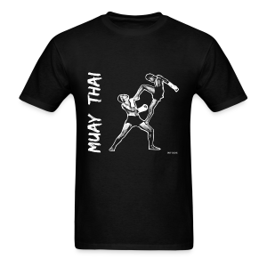 Muay Thai T-shirt - wb - Front - Men's T-Shirt