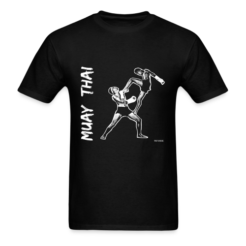 Muay Thai T-shirt - wb - Front - Men's T-Shirt