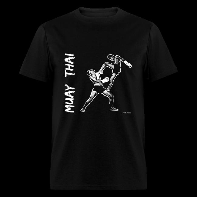 Muay Thai T-shirt - wb - Front