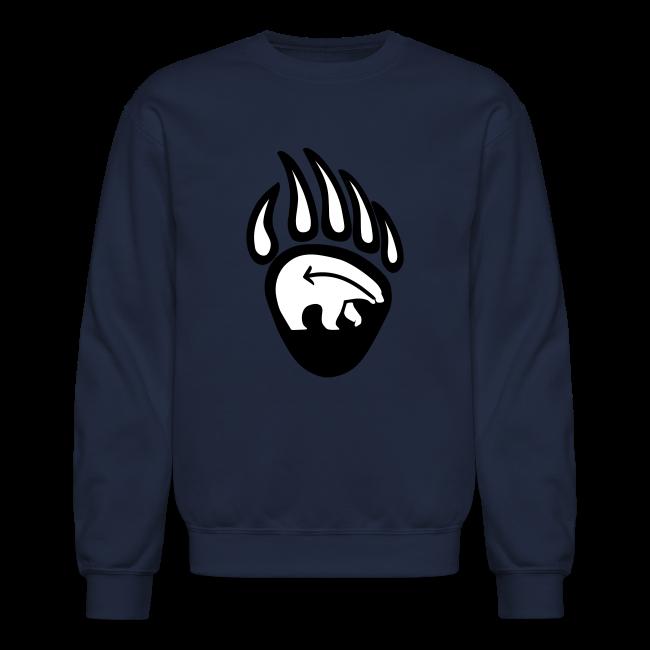 Tribal Bear Shirt Men's First Nations Sweatshirt