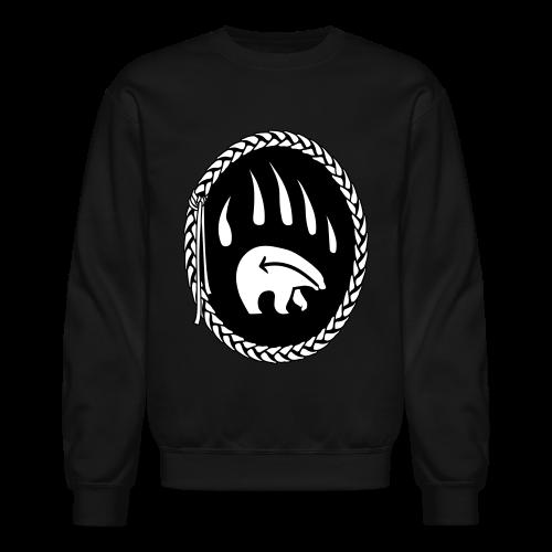 Tribal Bear Shirt Men's First Nations Shirt - Crewneck Sweatshirt