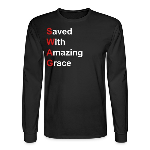 Definition of Swag - Men's Long Sleeve T-Shirt