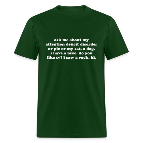 ADD - Men's T-Shirt