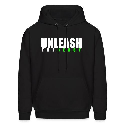 Unleash The Beast - Men's Hoodie - Men's Hoodie