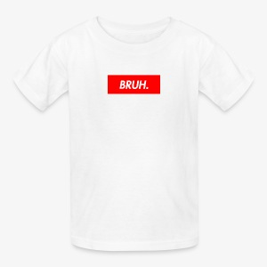 BRUH. Youth Tee - Kids' T-Shirt