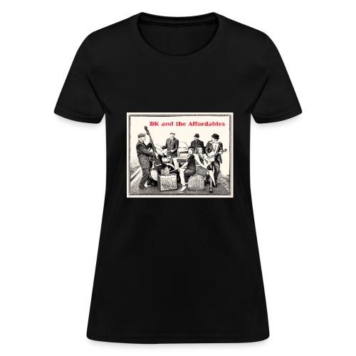 Honkytonk Highway - Women's T-Shirt