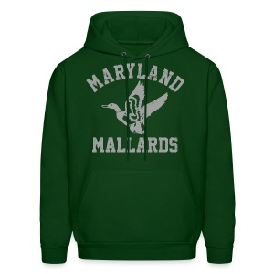 MARYLAND MALLARDS HOOD - Men's Hoodie