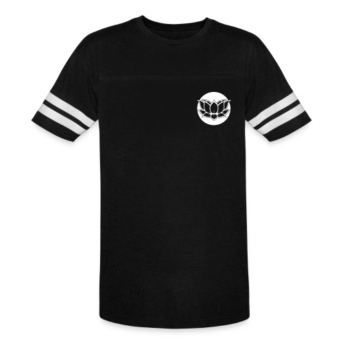 Circle Flower Vintage T-Shirt - Vintage Sport T-Shirt