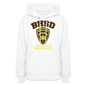 Beacon Hills Sheriff's Department (Large Logo) - Women's Hoodie - Women's Hoodie