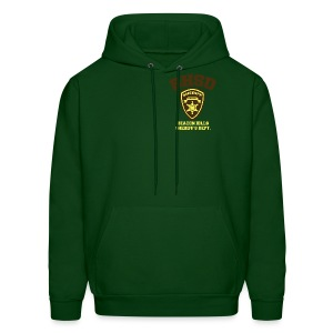 Beacon Hills Sheriff's Department (Small Logo) - Men's Hoodie - Men's Hoodie