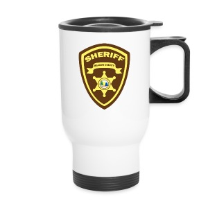 Beacon Hills Sheriff - Travel Mug - Travel Mug