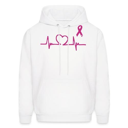 Men's Breast Cancer Jacket - Men's Hoodie