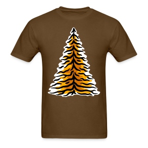 Fur Tree - Men's T-Shirt