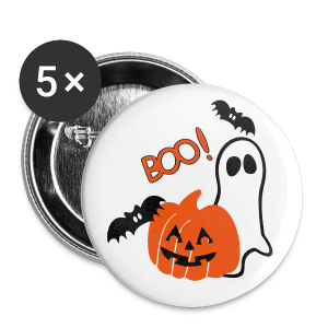 Boo Group!! - Large Buttons