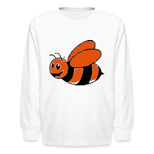 baby bumble bee - Kids' Long Sleeve T-Shirt