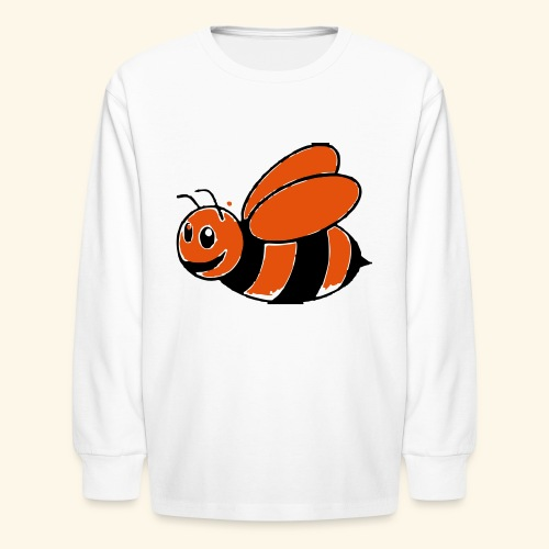 baby bumble bee - Kids' Long Sleeve T-Shirt