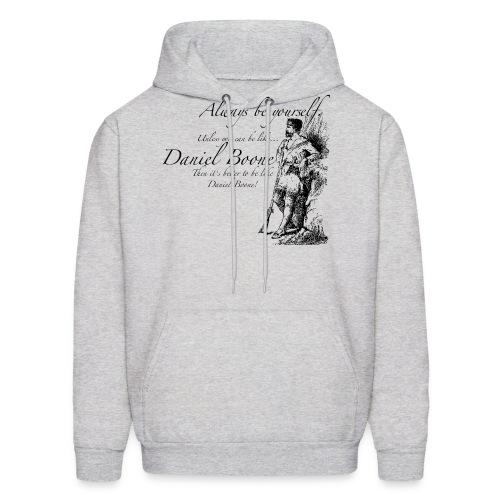 Always Daniel Boone Sweatshirt - Men's Hoodie