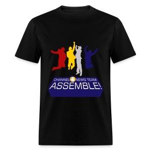 D&D Anchorman - Men's T-Shirt