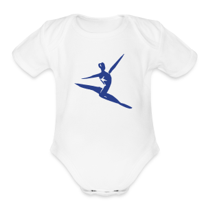 Future Dancer - Short Sleeve Baby Bodysuit