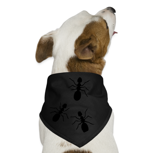 Ants - Dog Bandana