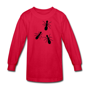 Ants - Kids' Long Sleeve T-Shirt