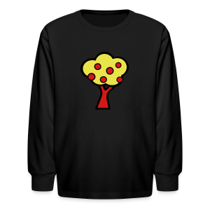 Fruit Tree - Kids' Long Sleeve T-Shirt