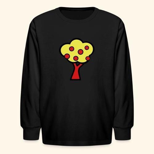 Fruit Tree - Kids' Long Sleeve T-Shirt