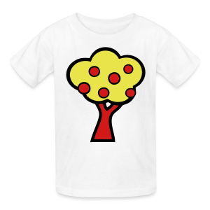 Fruit Tree - Kids' T-Shirt
