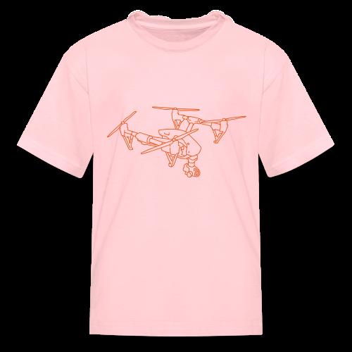 Drone (UAS) - Kids' T-Shirt