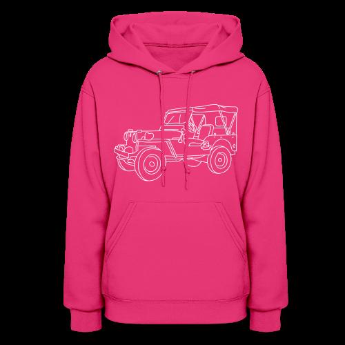 SUV 4x4 - Women's Hoodie