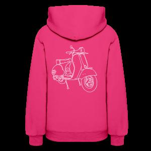 Motor scooter - Women's Hoodie