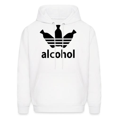 Alcohol Sweatshirt - Men's Hoodie