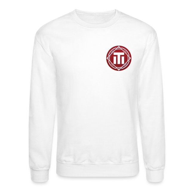 Red Logo Jumper