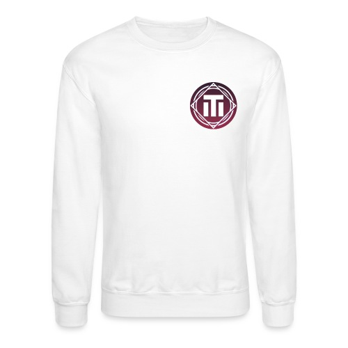 Puple Sunset Jumper - Crewneck Sweatshirt