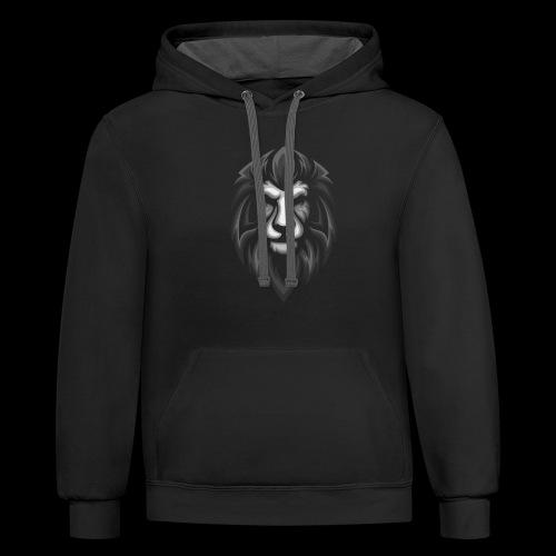 mindofverath unisex hoodie - Contrast Hoodie