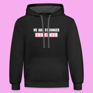 Official Nation - Contrast Hoodie