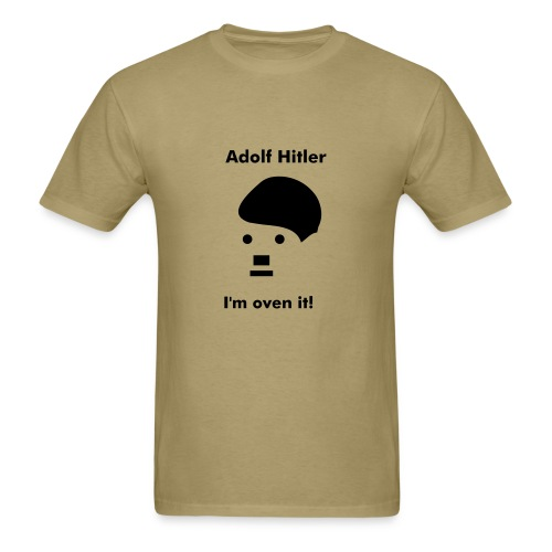 For your white power enthusiast! - Men's T-Shirt
